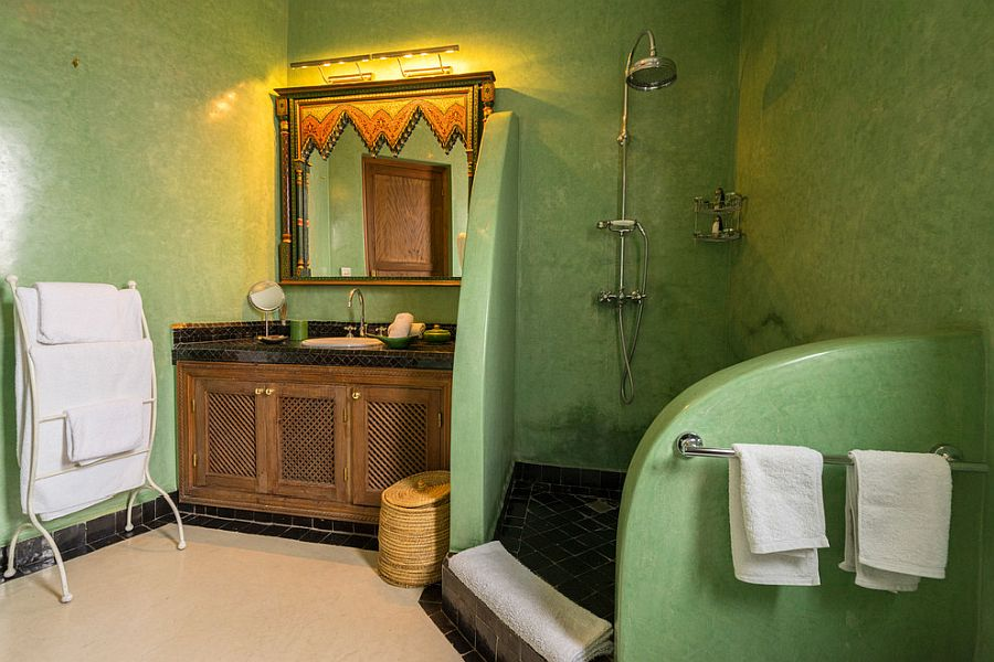 1568143293 709 25 fabulous bathrooms color trends for fall to try out - 25 Fabulous Bathrooms Color Trends for Fall to Try Out