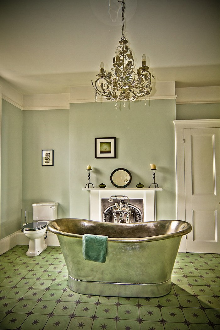 1568143293 819 25 fabulous bathrooms color trends for fall to try out - 25 Fabulous Bathrooms Color Trends for Fall to Try Out