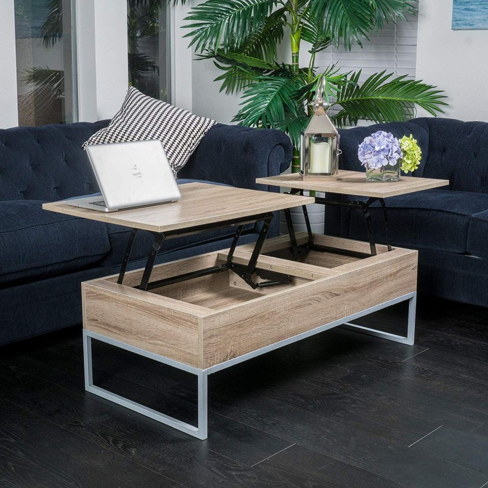 1568210681 147 12 lift top coffee tables that surprise you in the best way possible - 12 Lift-Top Coffee Tables That Surprise You In The Best Way Possible