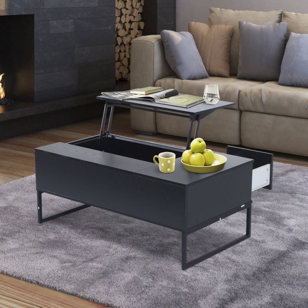 1568210681 261 12 lift top coffee tables that surprise you in the best way possible - 12 Lift-Top Coffee Tables That Surprise You In The Best Way Possible