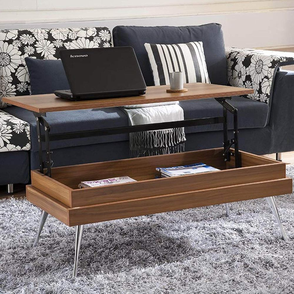 1568210682 295 12 lift top coffee tables that surprise you in the best way possible - 12 Lift-Top Coffee Tables That Surprise You In The Best Way Possible