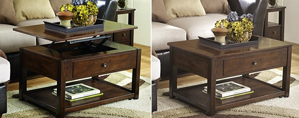 1568210682 363 12 lift top coffee tables that surprise you in the best way possible - 12 Lift-Top Coffee Tables That Surprise You In The Best Way Possible