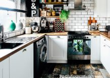 1568311280 400 organization and storage ideas for eclectic kitchen 25 smart inspirations - Organization and Storage Ideas for Eclectic Kitchen: 25 Smart Inspirations