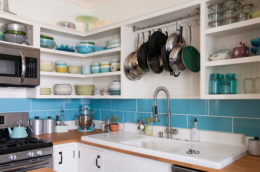 1568311281 818 organization and storage ideas for eclectic kitchen 25 smart inspirations - Organization and Storage Ideas for Eclectic Kitchen: 25 Smart Inspirations