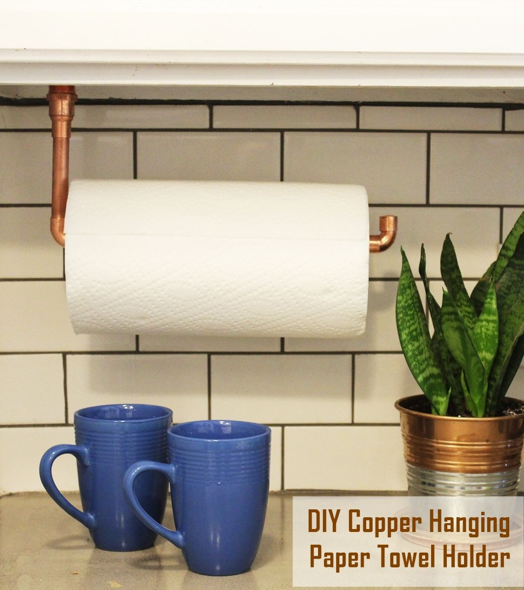 1568363283 744 diy copper pipe crafts that are fun and easy to do - DIY Copper Pipe Crafts That Are Fun And Easy To Do