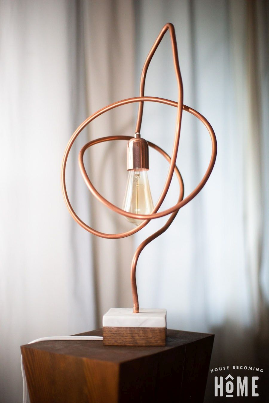 1568363285 419 diy copper pipe crafts that are fun and easy to do - DIY Copper Pipe Crafts That Are Fun And Easy To Do