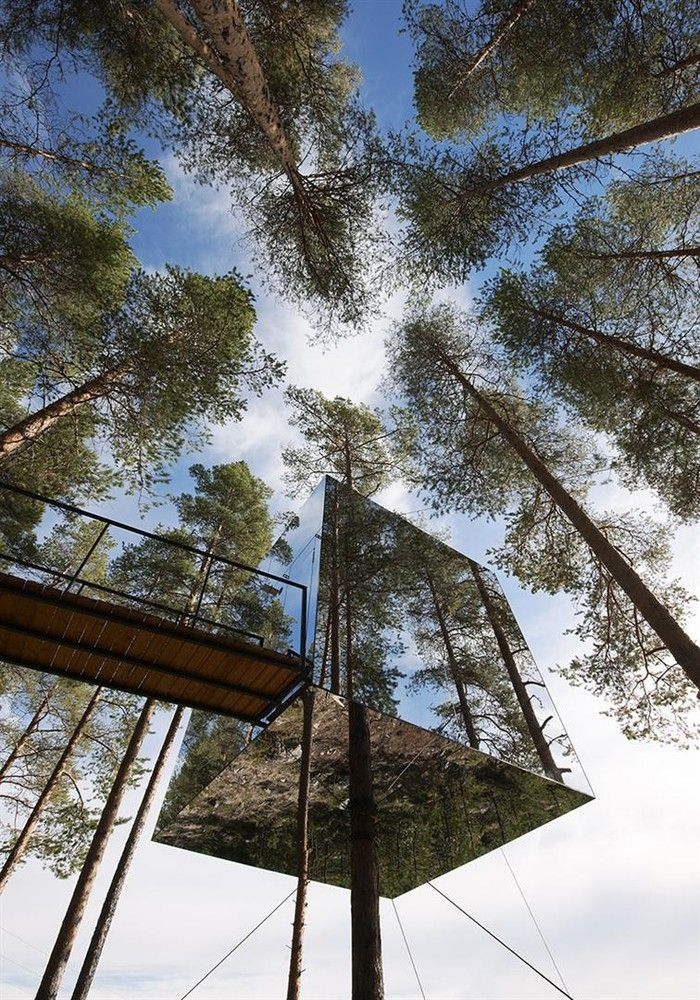 1568373561 914 10 wonderful hotel cabins that reconnect us with nature - 10 Wonderful Hotel Cabins That Reconnect Us With Nature