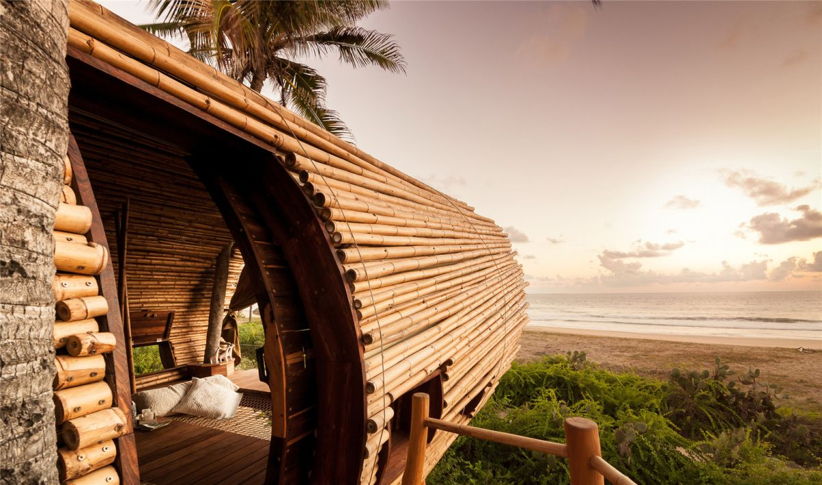 1568373562 726 10 wonderful hotel cabins that reconnect us with nature - 10 Wonderful Hotel Cabins That Reconnect Us With Nature