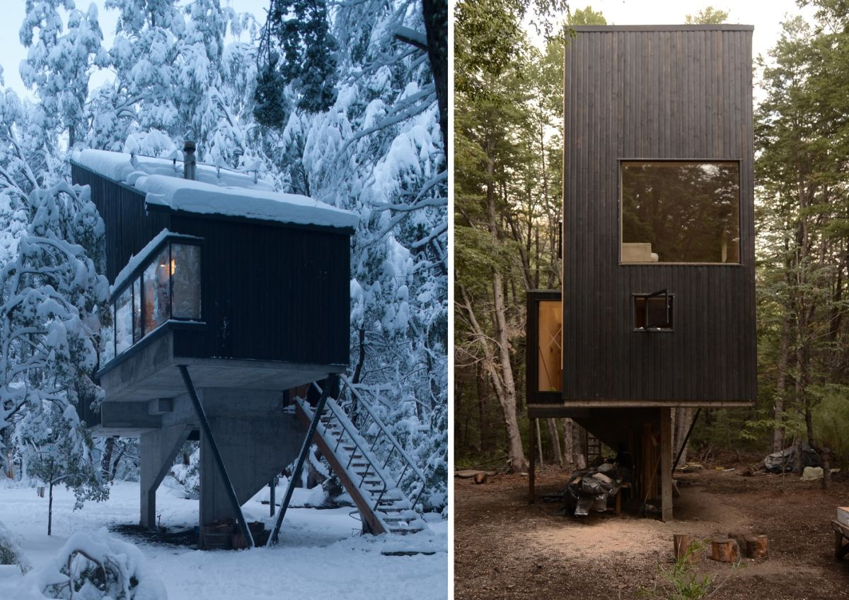 1568373562 954 10 wonderful hotel cabins that reconnect us with nature - 10 Wonderful Hotel Cabins That Reconnect Us With Nature