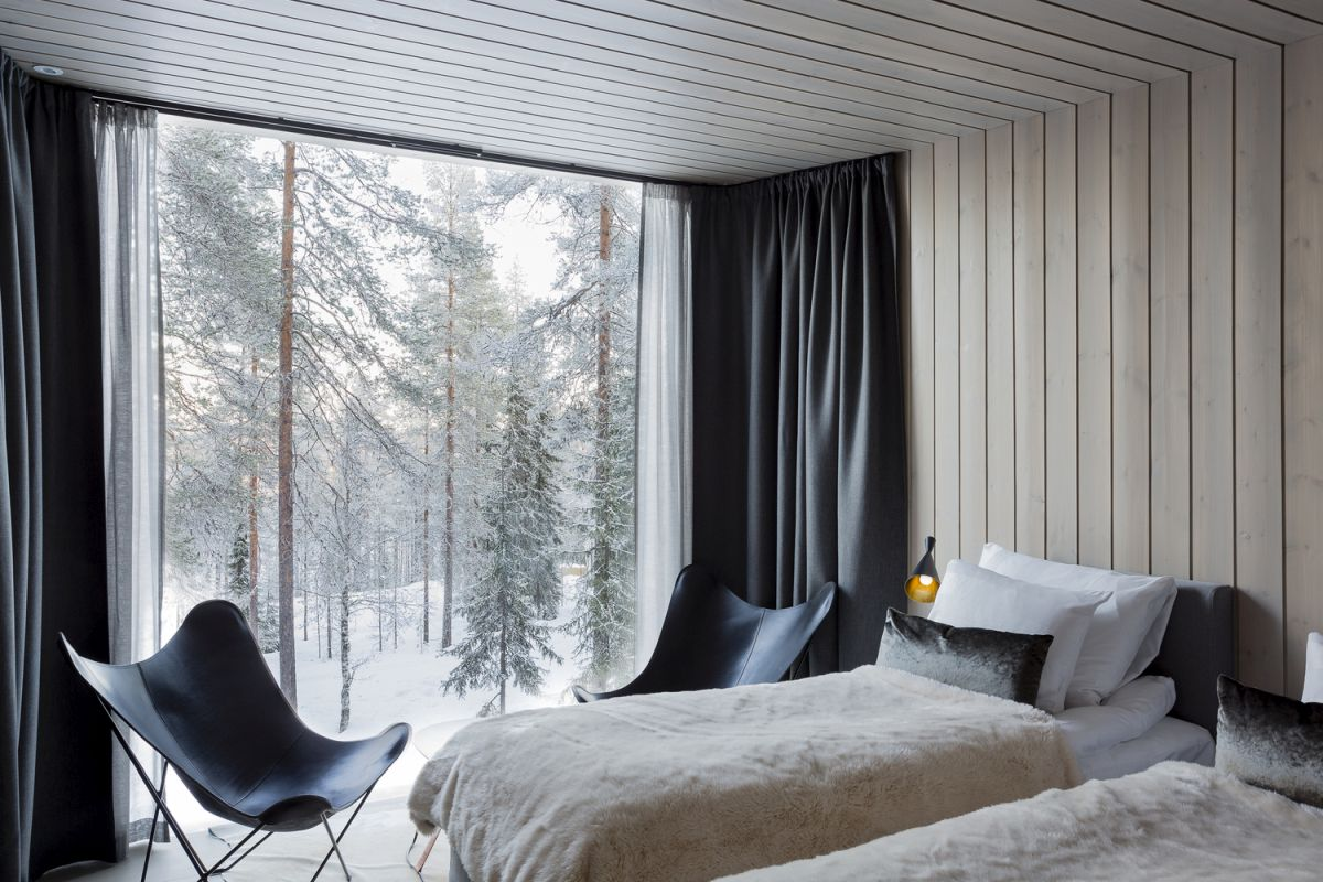 1568373566 187 10 wonderful hotel cabins that reconnect us with nature - 10 Wonderful Hotel Cabins That Reconnect Us With Nature