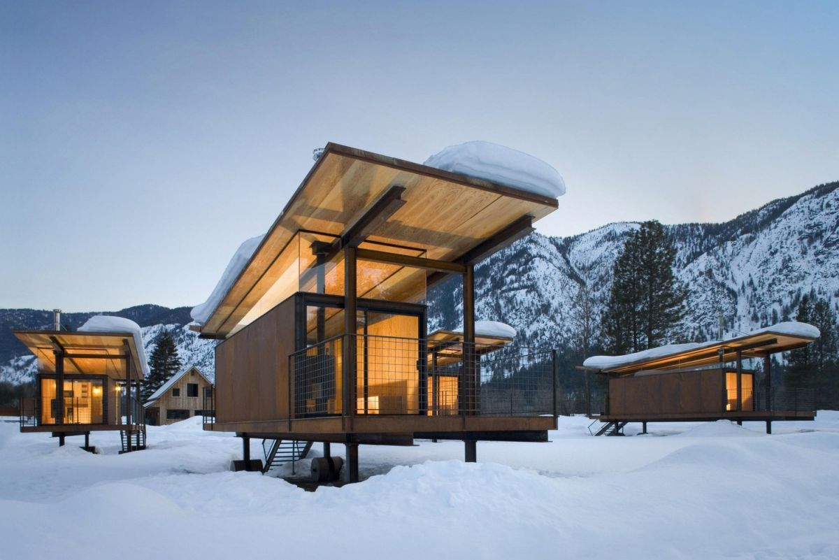 1568373566 511 10 wonderful hotel cabins that reconnect us with nature - 10 Wonderful Hotel Cabins That Reconnect Us With Nature