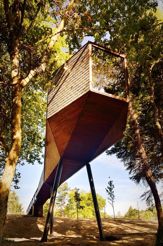 1568373566 516 10 wonderful hotel cabins that reconnect us with nature - 10 Wonderful Hotel Cabins That Reconnect Us With Nature