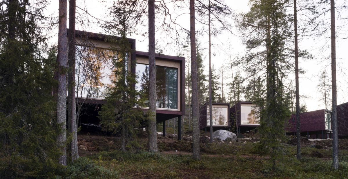 1568373566 795 10 wonderful hotel cabins that reconnect us with nature - 10 Wonderful Hotel Cabins That Reconnect Us With Nature
