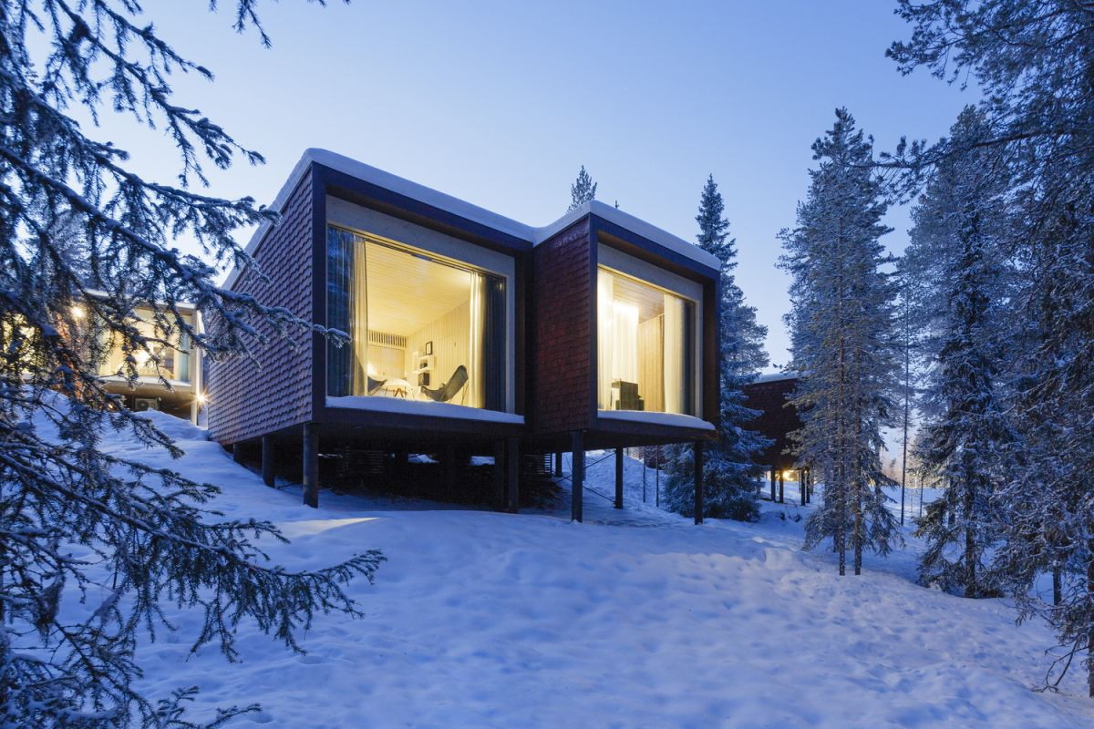 1568373566 891 10 wonderful hotel cabins that reconnect us with nature - 10 Wonderful Hotel Cabins That Reconnect Us With Nature