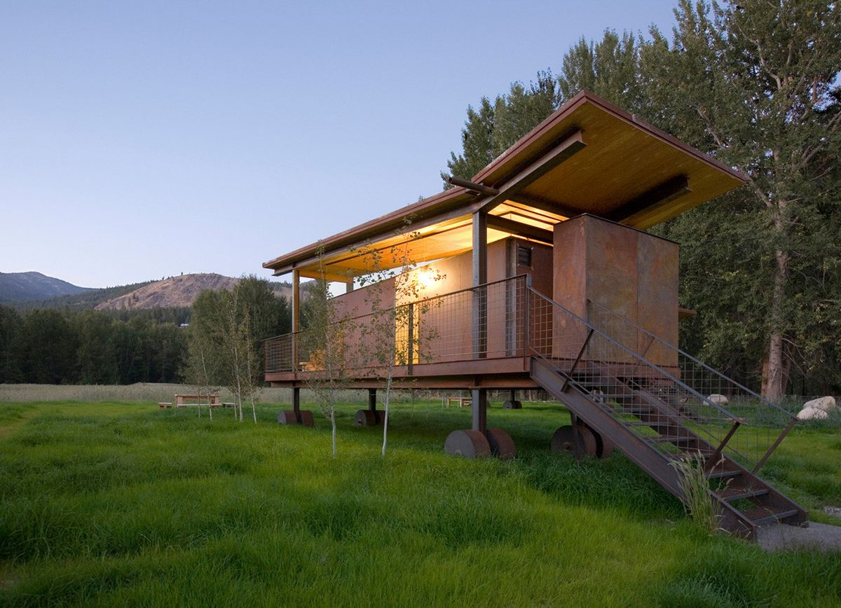 1568373567 343 10 wonderful hotel cabins that reconnect us with nature - 10 Wonderful Hotel Cabins That Reconnect Us With Nature