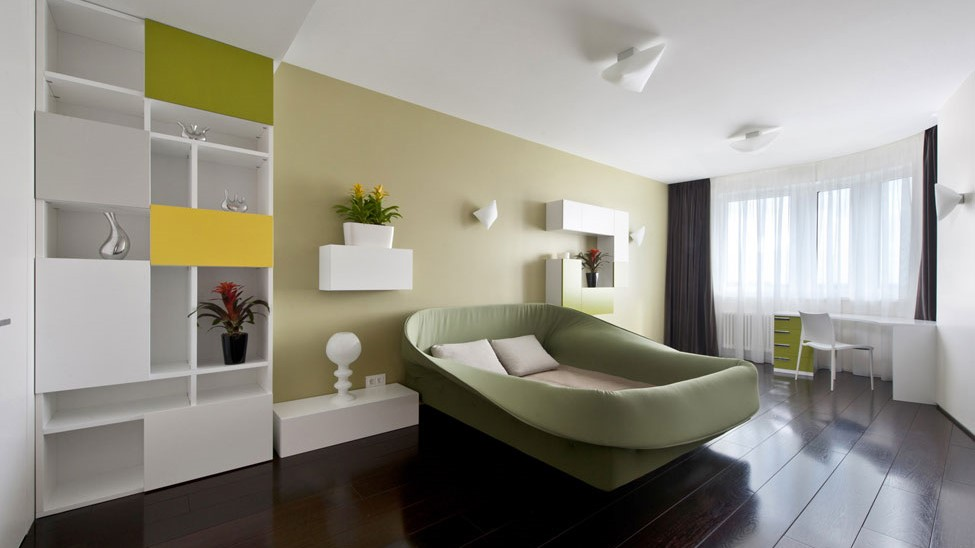 1568385628 954 make life at home more refreshing and tranquil with yellow green hues - Make Life at Home More Refreshing and Tranquil With Yellow-Green Hues