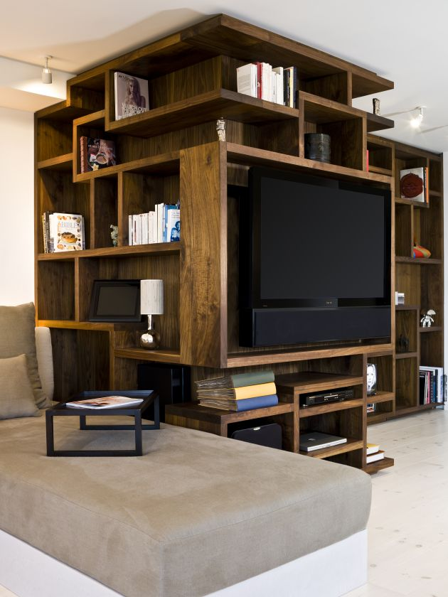 1568639626 178 10 cool and unusual ways to add corner shelves to a room - 10 Cool And Unusual Ways To Add Corner Shelves To A Room