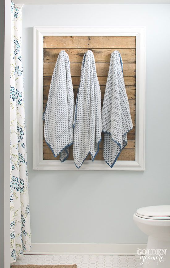 1568789747 188 15 great bathroom towel storage ideas for your next weekend project - 15 Great Bathroom Towel Storage Ideas For Your Next Weekend Project