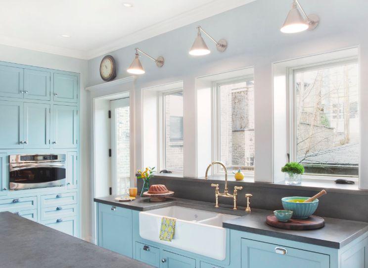 1569247487 263 over sink kitchen lighting ideas that make total sense - Over Sink Kitchen Lighting Ideas That Make Total Sense