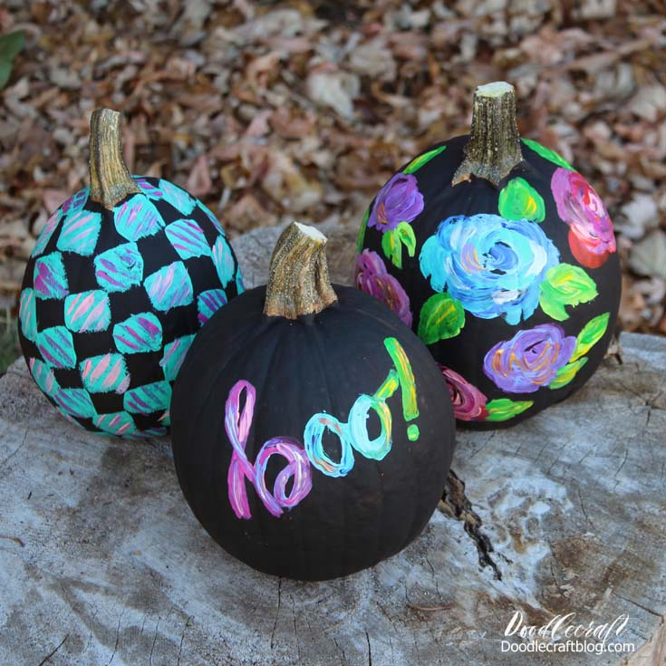 1569497090 758 how to paint pumpkins and turn them into lovely fall decorations - How To Paint Pumpkins And Turn Them Into Lovely Fall Decorations