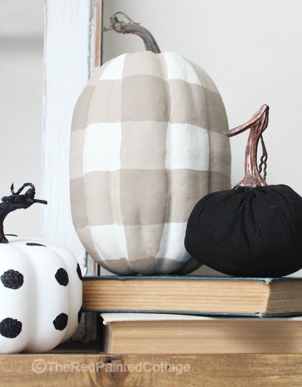 1569497090 813 how to paint pumpkins and turn them into lovely fall decorations - How To Paint Pumpkins And Turn Them Into Lovely Fall Decorations