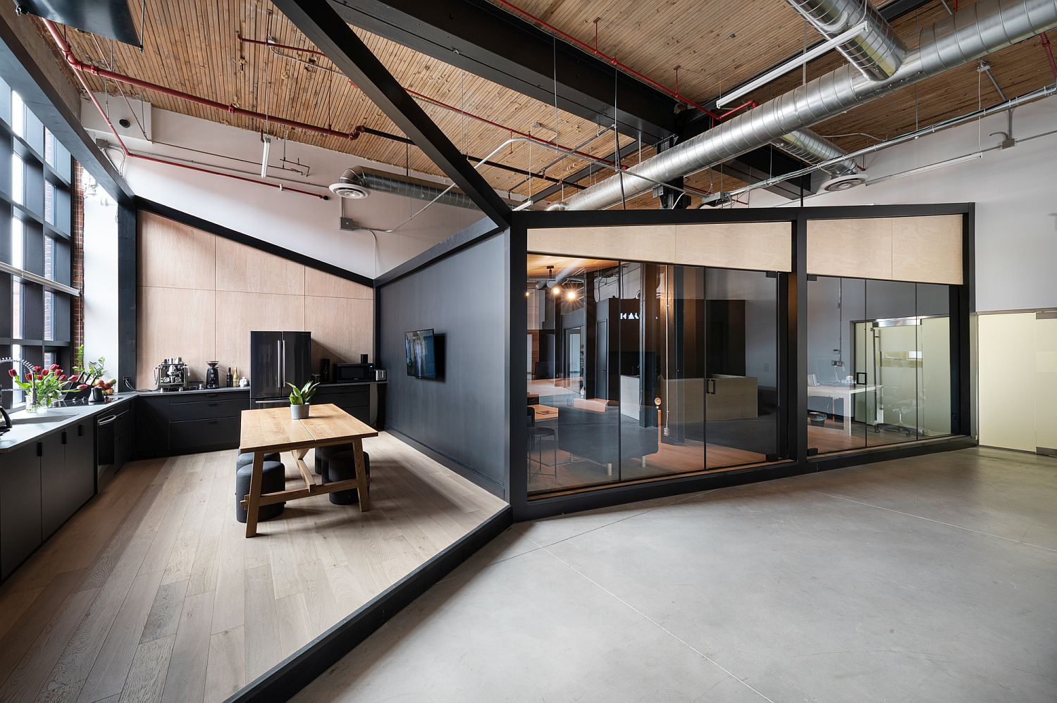 1569689349 744 office for visual effects studio combines industrial style with creative spaces - Office for Visual Effects Studio Combines Industrial Style with Creative Spaces