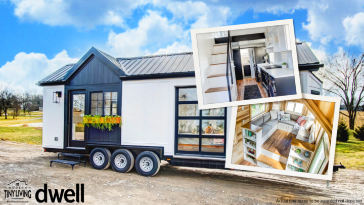 1569691920 704 win your very own tiny home up to a 130000 value plus the taxes are covered - Win Your Very Own Tiny Home (up to a $130,000 value, plus the taxes are covered!)