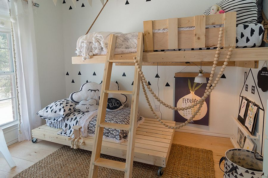 25 space savvy small kids bedroom solutions from bunk beds to smart shelves - 25 Space-Savvy Small Kids' Bedroom Solutions: From Bunk Beds to Smart Shelves