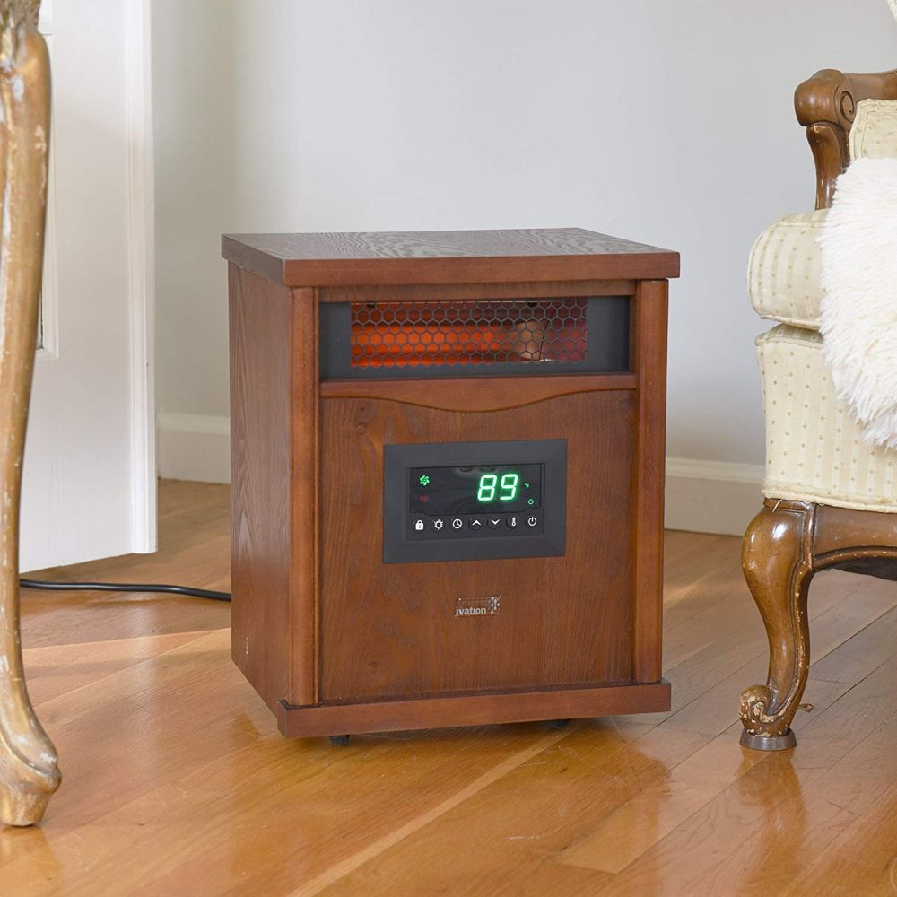 best infrared space heater for the colder weather - Best Infrared Space Heater for the Colder Weather