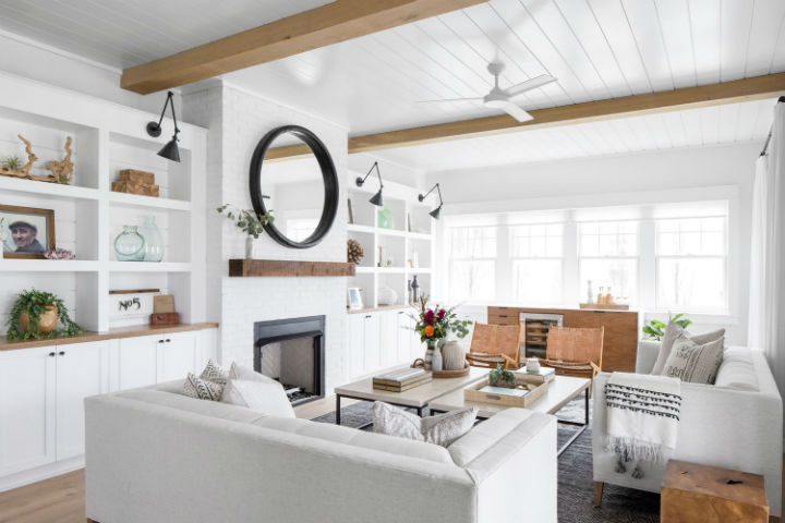 timeless interior 1 - Timeless and Airy Interiors