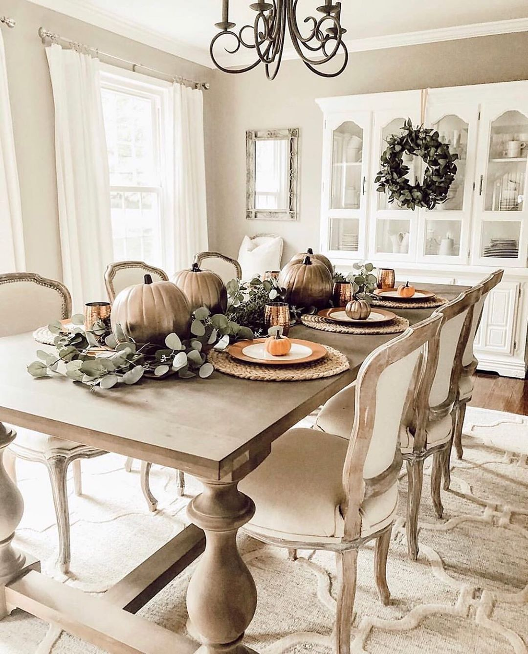 1570190898 271 funky fresh fall tablescapes from instagram - Funky Fresh Fall Tablescapes From Instagram
