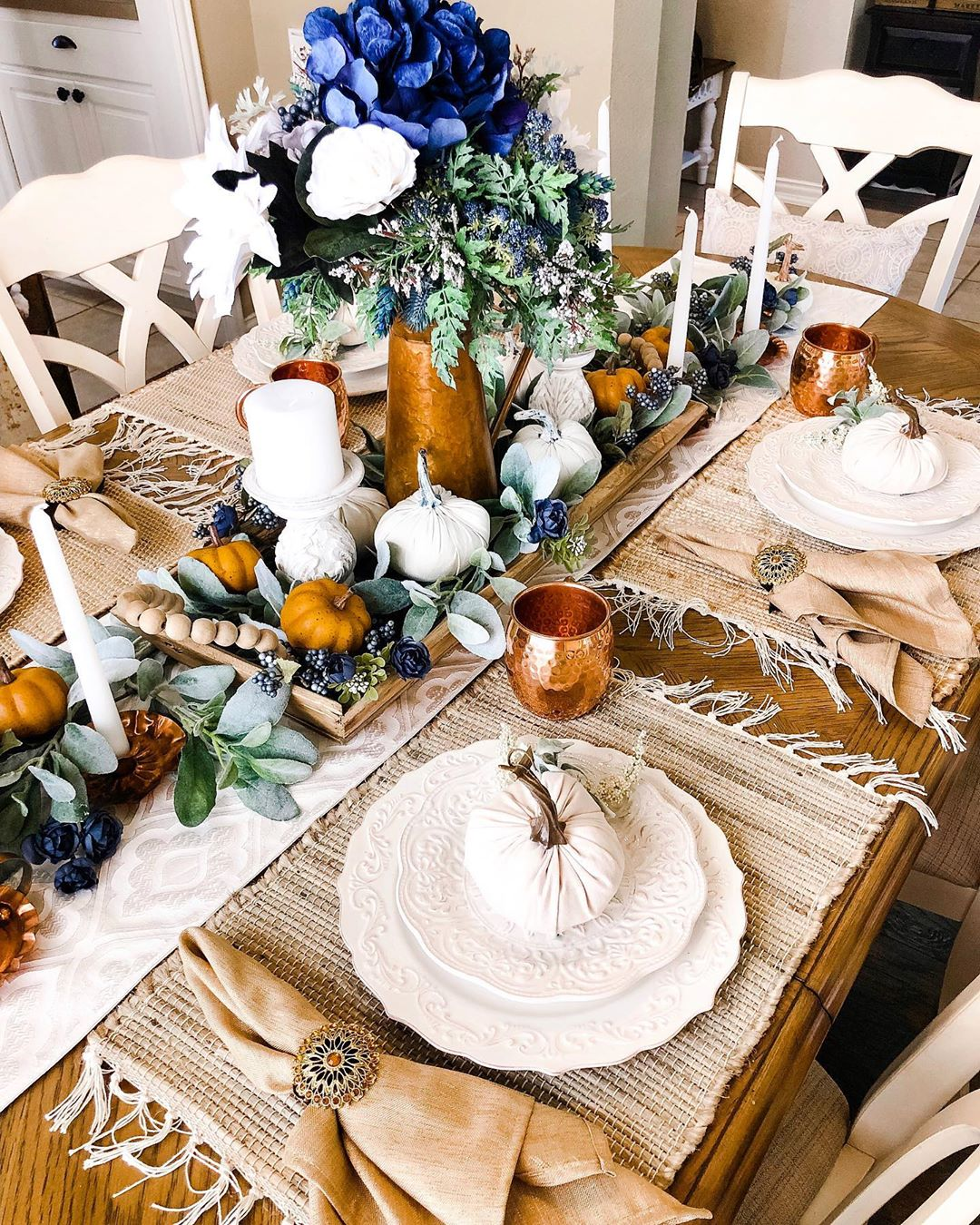 1570190898 43 funky fresh fall tablescapes from instagram - Funky Fresh Fall Tablescapes From Instagram