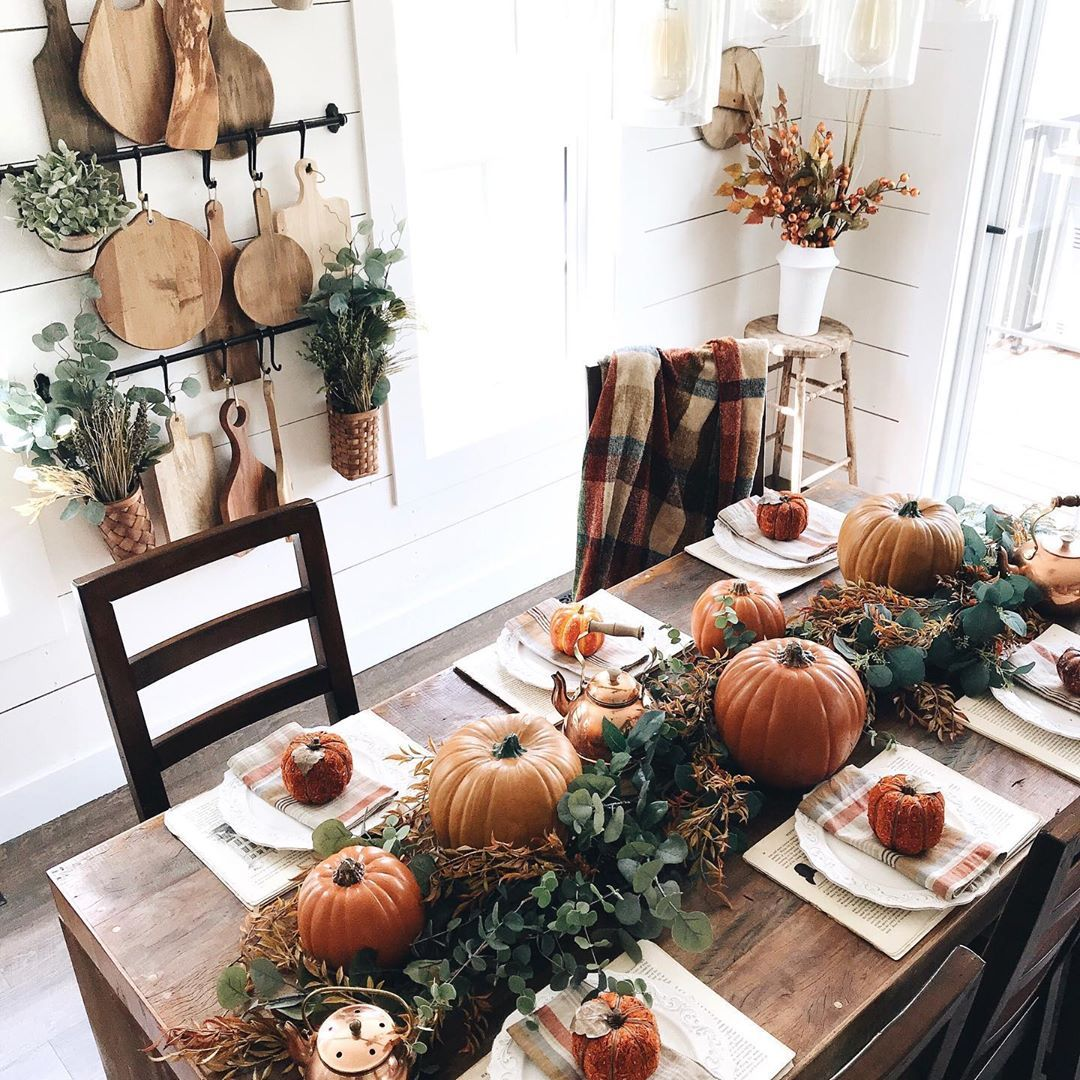 1570190898 631 funky fresh fall tablescapes from instagram - Funky Fresh Fall Tablescapes From Instagram