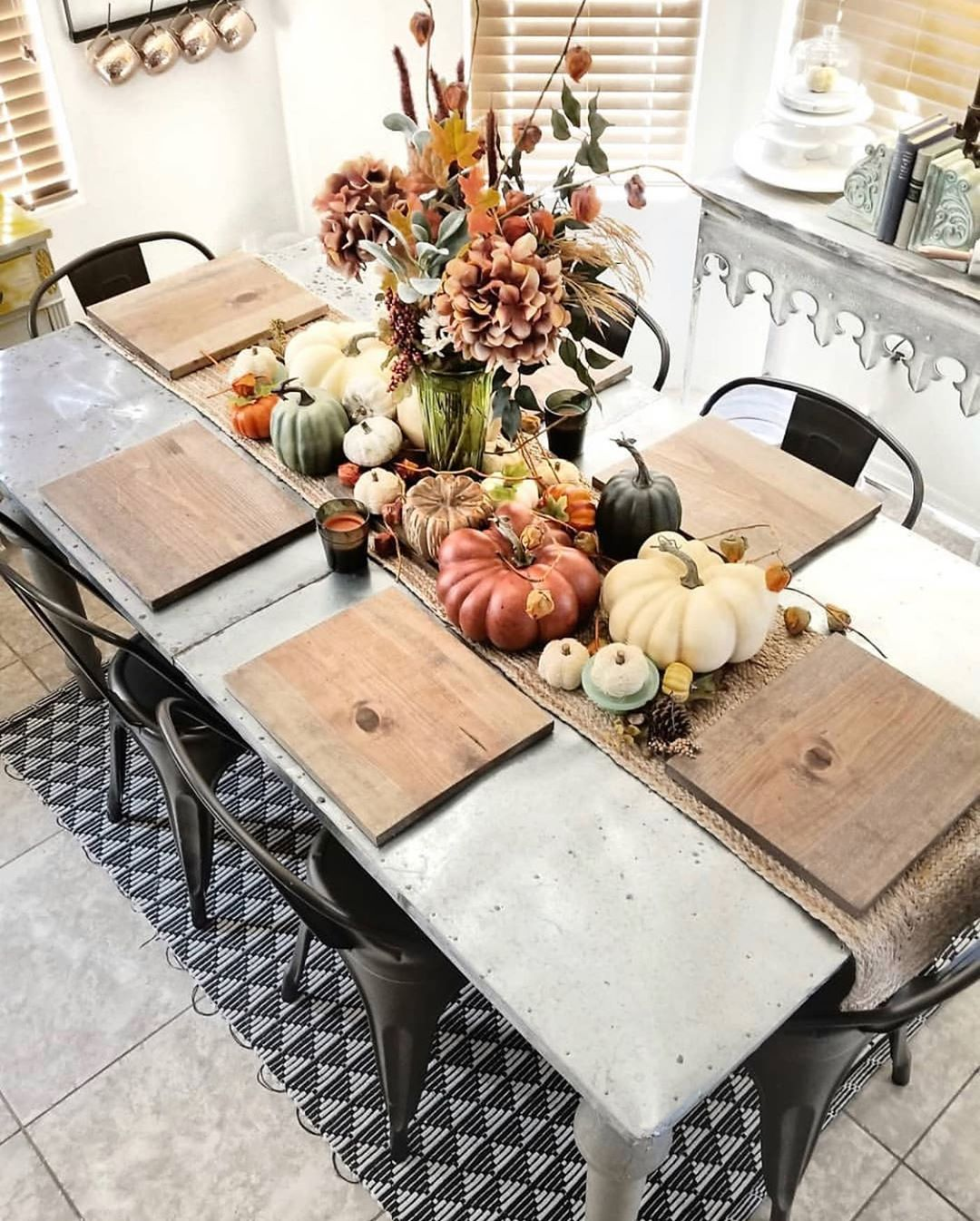 1570190898 962 funky fresh fall tablescapes from instagram - Funky Fresh Fall Tablescapes From Instagram