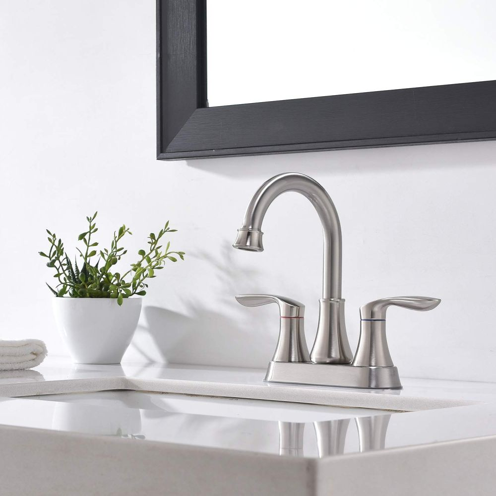 1570466066 140 the best bathroom sink faucets you can buy right now - The Best Bathroom Sink Faucets You Can Buy Right Now