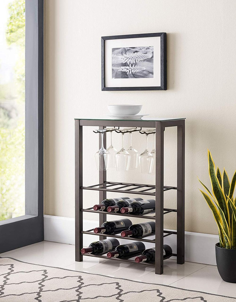 1570466149 312 the best wine rack tables for small and quirky spaces - The Best Wine Rack Tables for Small And Quirky Spaces