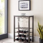 1570466149 454 the best wine rack tables for small and quirky spaces - The Best Wine Rack Tables for Small And Quirky Spaces