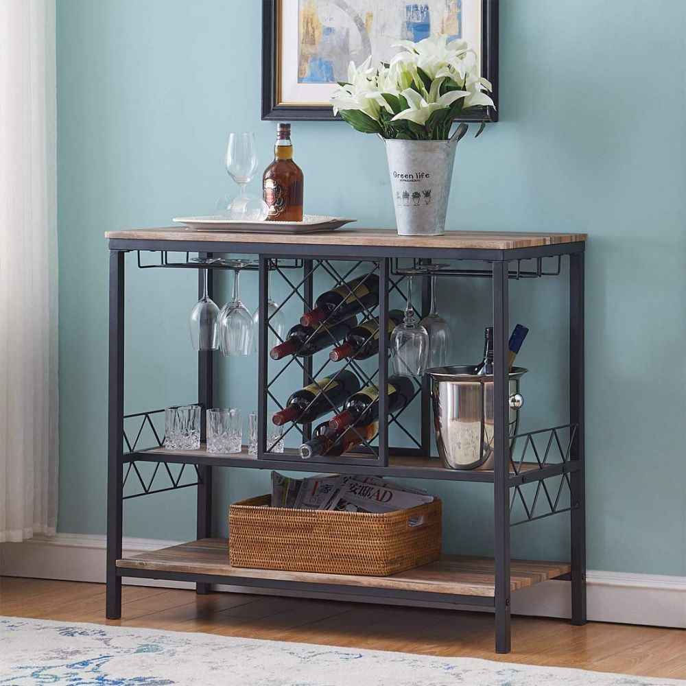 1570466149 467 the best wine rack tables for small and quirky spaces - The Best Wine Rack Tables for Small And Quirky Spaces