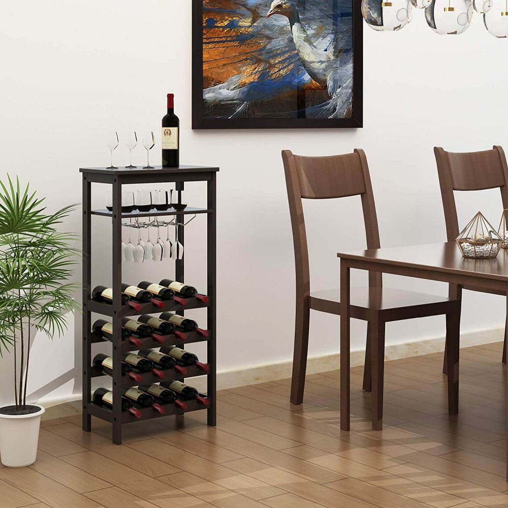 1570466150 445 the best wine rack tables for small and quirky spaces - The Best Wine Rack Tables for Small And Quirky Spaces
