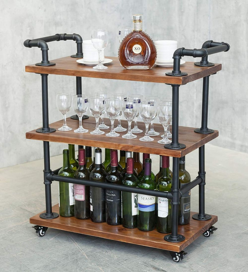 1570466150 585 the best wine rack tables for small and quirky spaces - The Best Wine Rack Tables for Small And Quirky Spaces