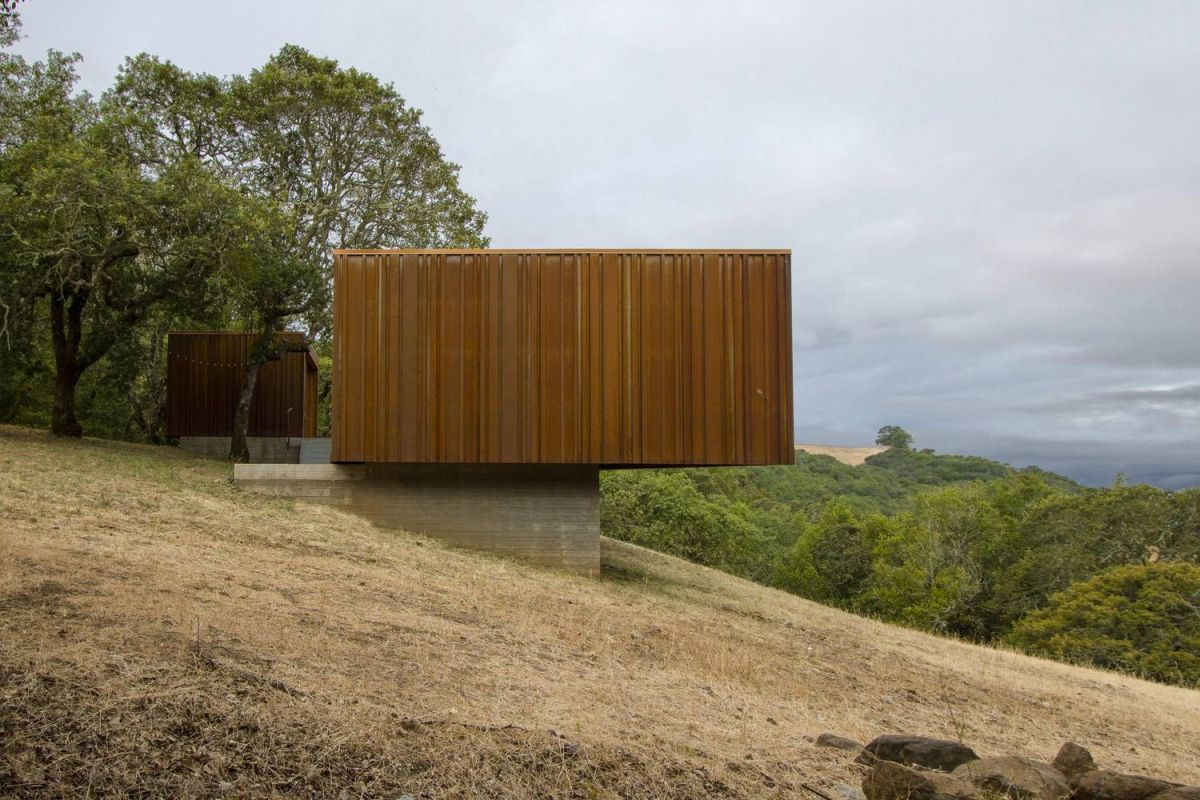 1570520641 699 the wonderful influence of corten steel in architecture - The Wonderful Influence Of Corten Steel In Architecture