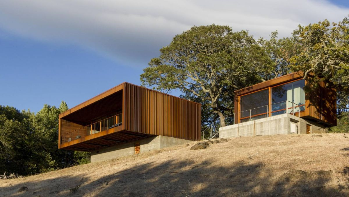1570520641 742 the wonderful influence of corten steel in architecture - The Wonderful Influence Of Corten Steel In Architecture