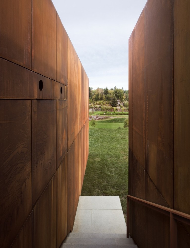1570520642 211 the wonderful influence of corten steel in architecture - The Wonderful Influence Of Corten Steel In Architecture