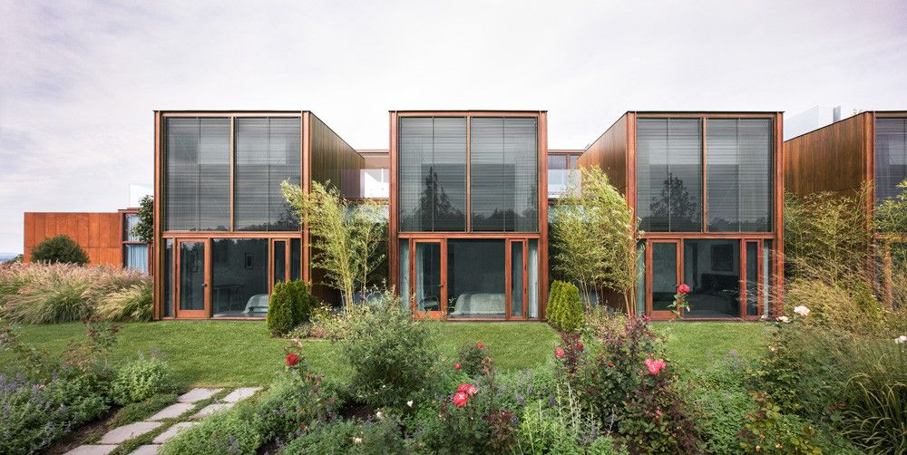 1570520642 565 the wonderful influence of corten steel in architecture - The Wonderful Influence Of Corten Steel In Architecture