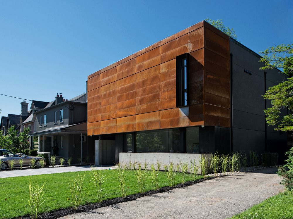 1570520645 430 the wonderful influence of corten steel in architecture - The Wonderful Influence Of Corten Steel In Architecture