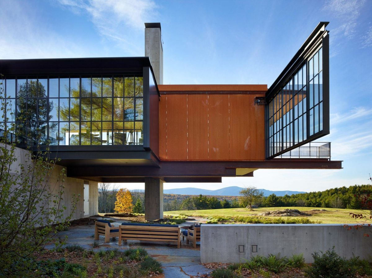 1570520646 401 the wonderful influence of corten steel in architecture - The Wonderful Influence Of Corten Steel In Architecture