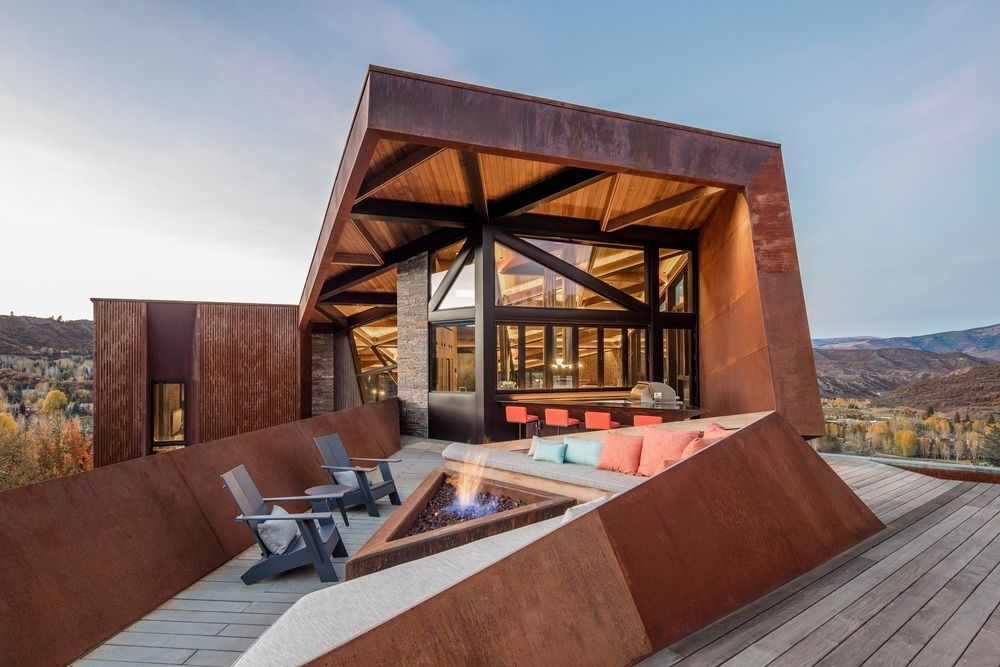 1570520646 407 the wonderful influence of corten steel in architecture - The Wonderful Influence Of Corten Steel In Architecture