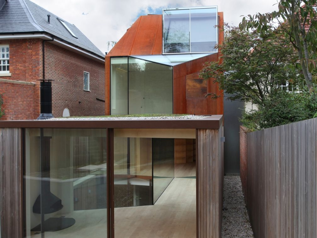 1570520646 69 the wonderful influence of corten steel in architecture - The Wonderful Influence Of Corten Steel In Architecture
