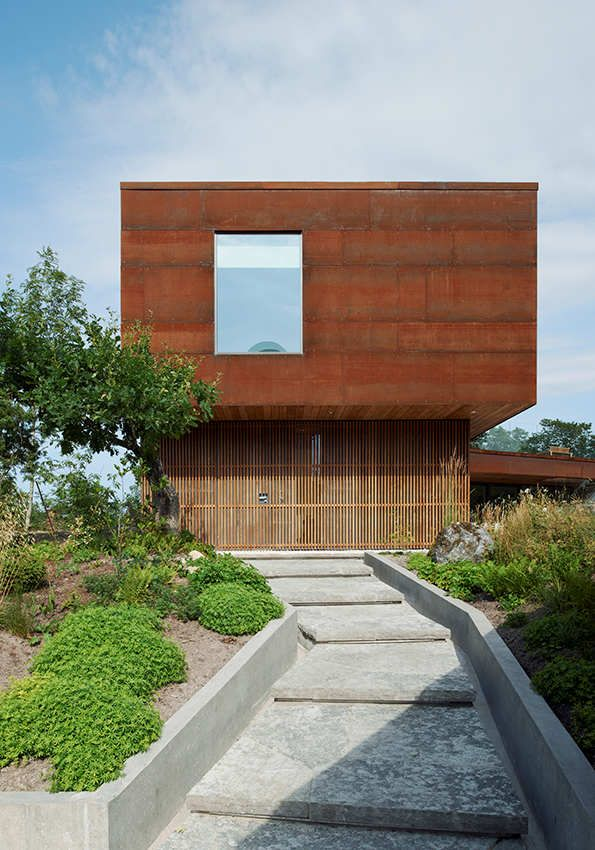 1570520647 278 the wonderful influence of corten steel in architecture - The Wonderful Influence Of Corten Steel In Architecture