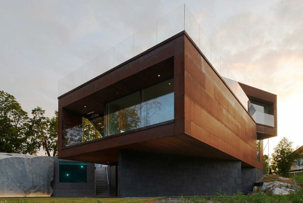 1570520647 913 the wonderful influence of corten steel in architecture - The Wonderful Influence Of Corten Steel In Architecture